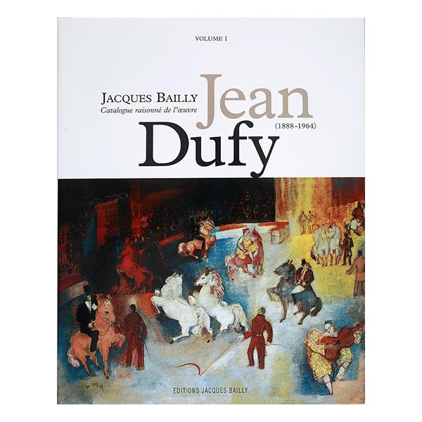 jean-dufy-catalogue-raisonne-vol1