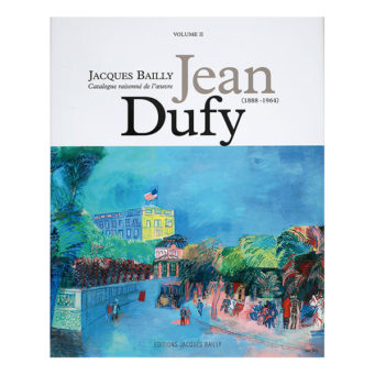 jean-dufy-catalogue-raisonne-vol2