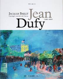 Catalogue Raisonné Jean Dufy Vol. II
