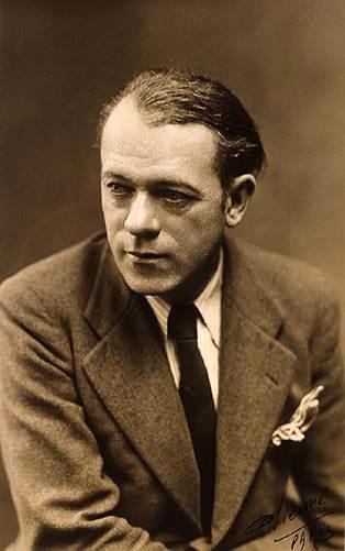 ジャン・デュフィ(Jean Dufy)の肖像 1935年頃