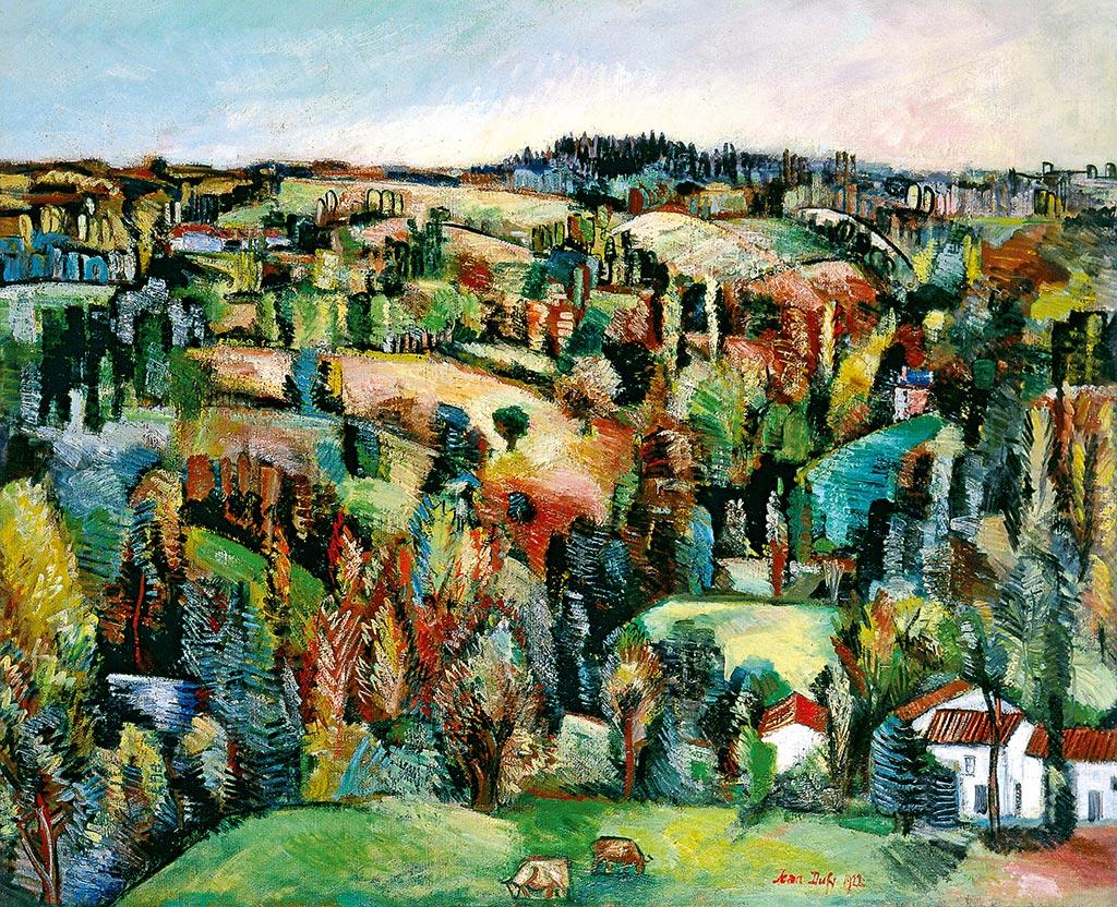 Limousin Landscape, 1922