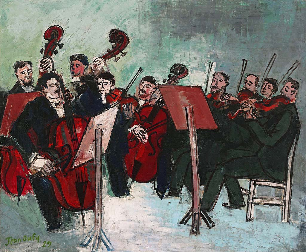 L'orchestre, 1929