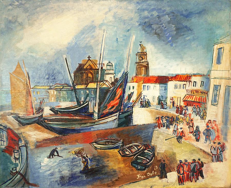 Port de l'Île d'Yeu, 1928