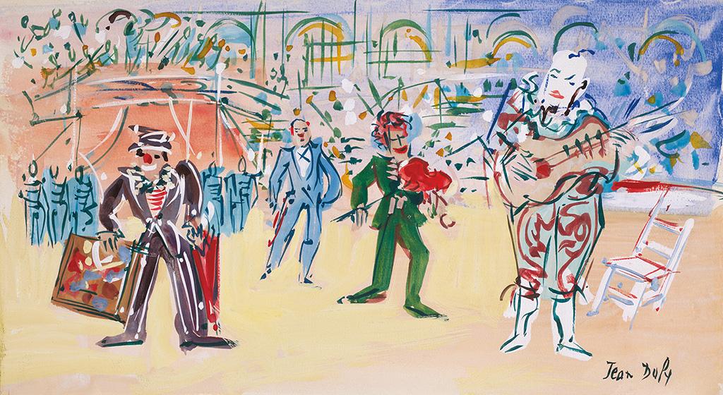 Le trouble-fête, circa 1955